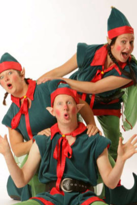 Elves for Christmas events