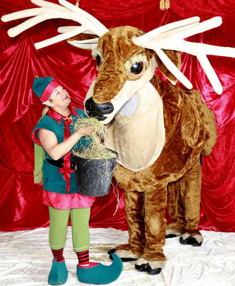 Reindeer Walkabout Act