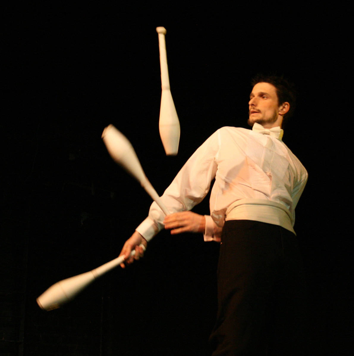 Juggling Acts