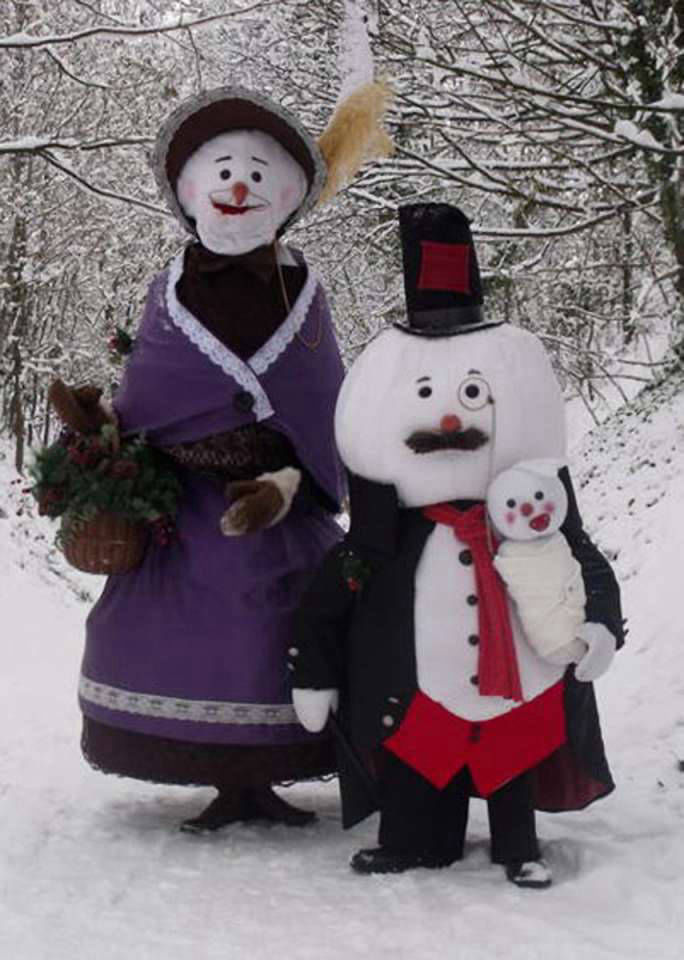 Snow People Act
